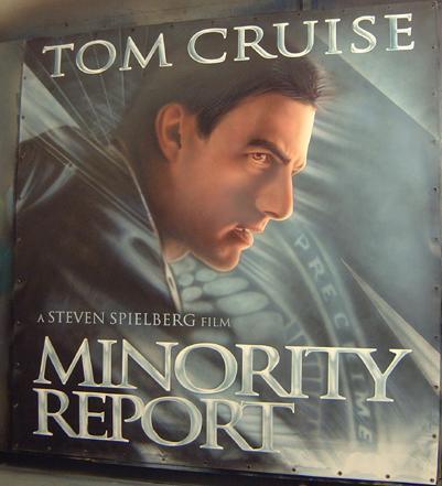 1MINORITY REPORT